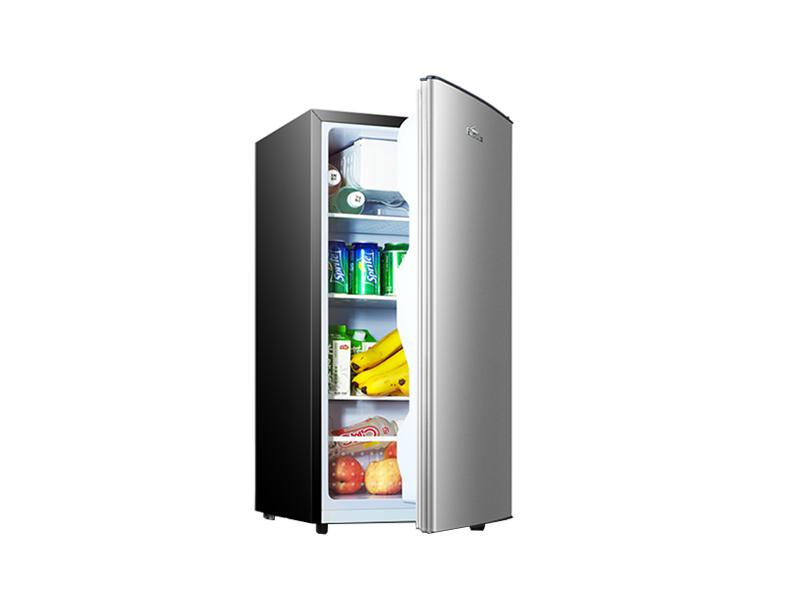 Mini refrigerador de bar con puerta única