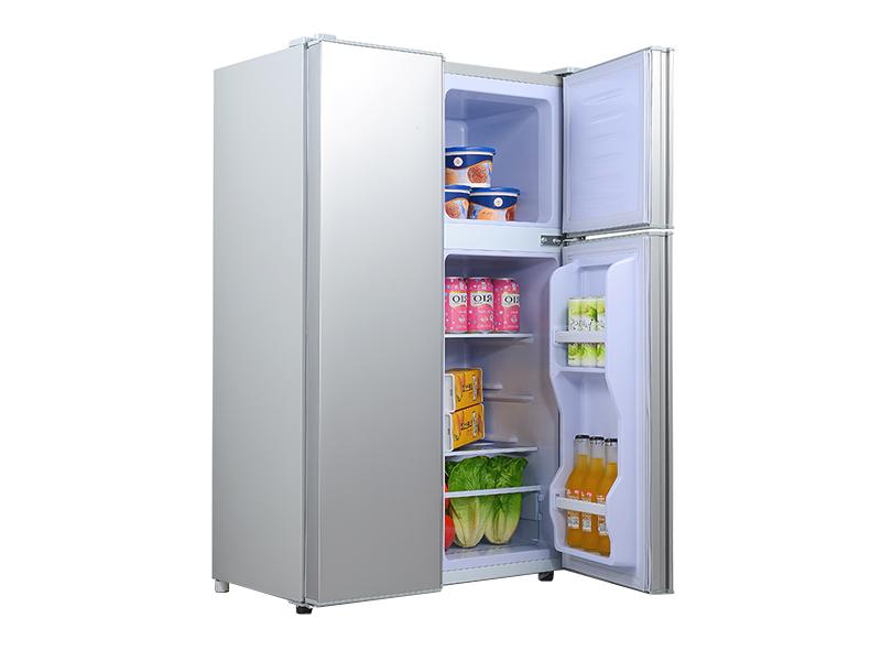 Nuevo refrigerador con tres puertas