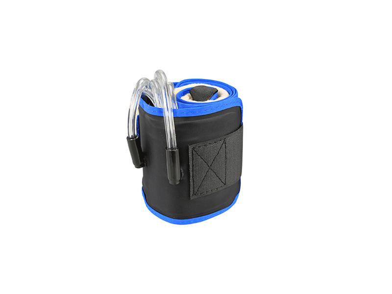 Vendaje Médico Reciclable de Agujero Único Azul
