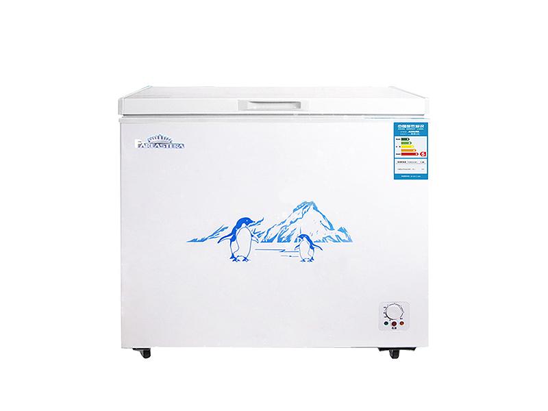 Mini congelador hondo de arca de alta calidad