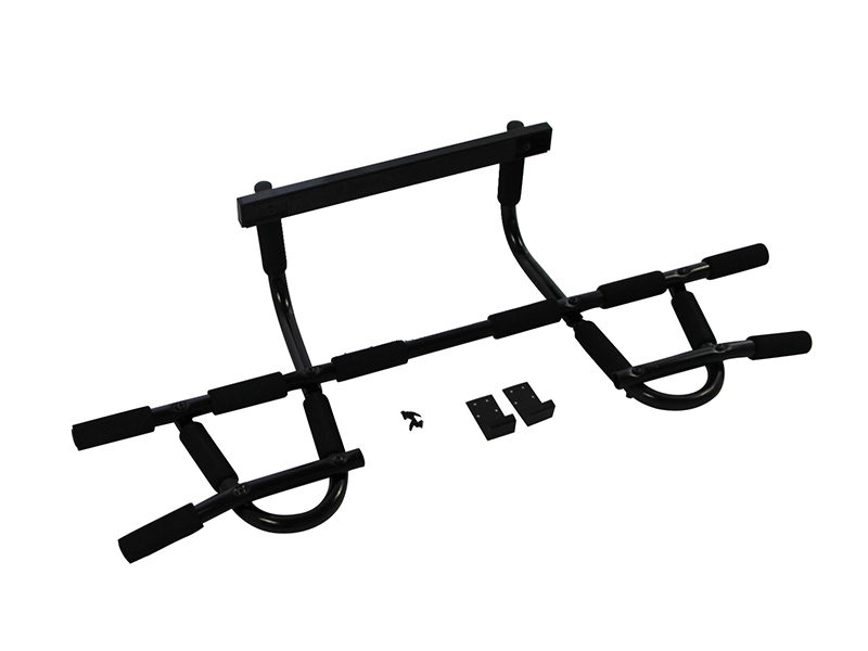 Conveniente-Instalación-Uso-Fitness-Equipo-Puerta-Pared